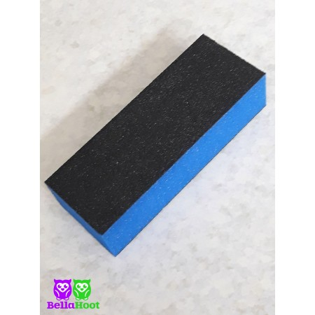 3 Sided Nail Buffer - Blue