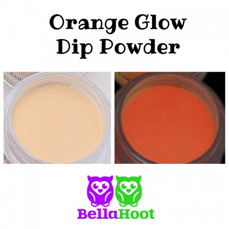 Dip Powder - Glow Orange