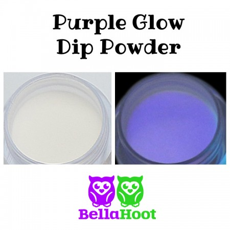 Dip Powder - Glow Purple