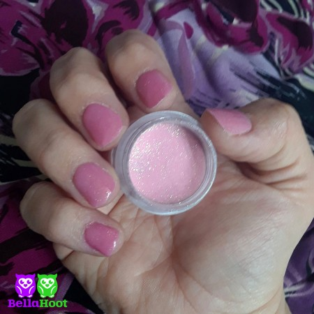Dip Powder - Sparkle Pink