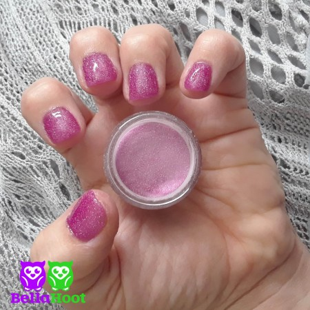 Dip Powder - Sparkle Raspberry