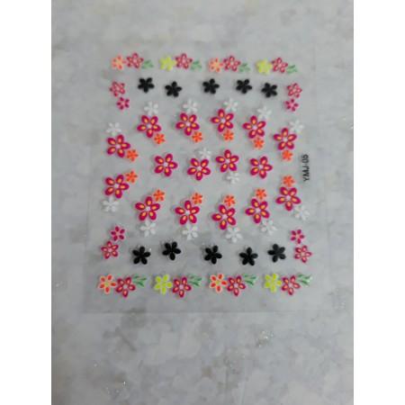 Embellishment - Hibiscus