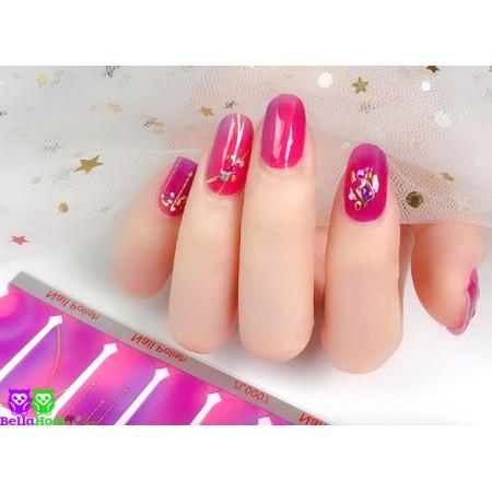 Sticker Gem Pink