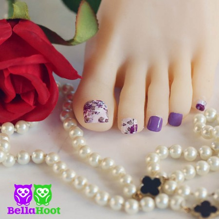 Mini Rose Kissed Lavender