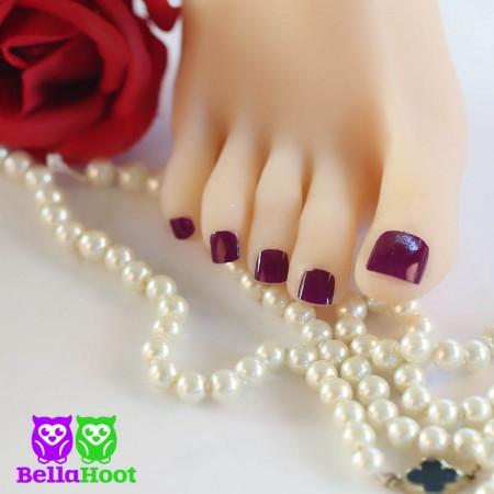 Mini Simply Dark Purple