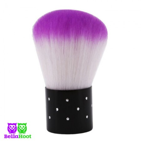 Nail Brush - Purple