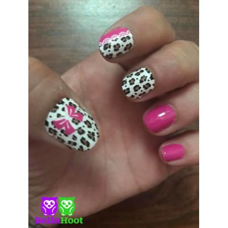 Premium Pretty Pink Leopard