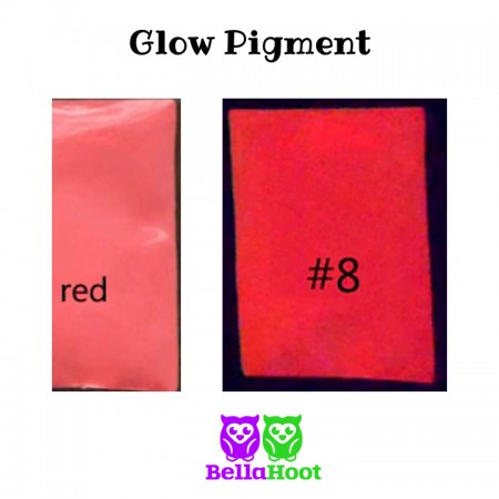 Pigment - Glow - Red