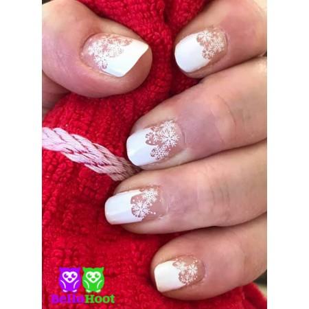 Sheer Snowflakes