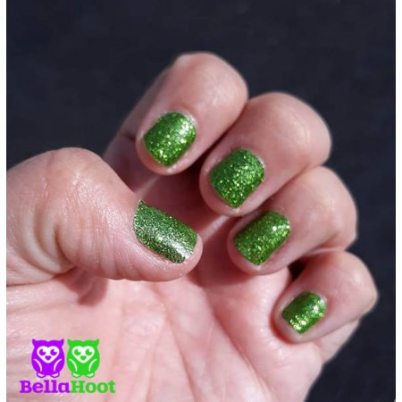 Sparkle Lime Green