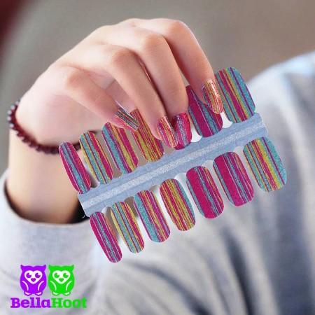 Sparkle Stripes