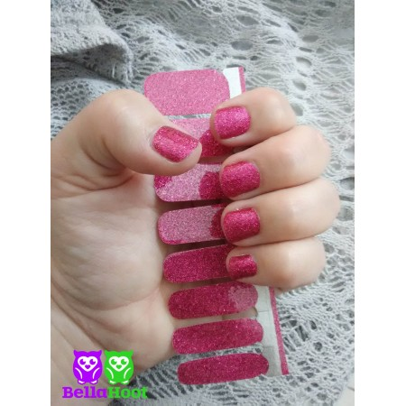 Sparkle Hot Pink