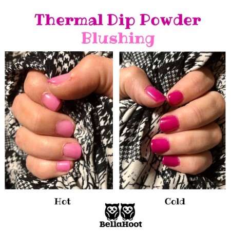 Dip Powder - Thermal Blushing