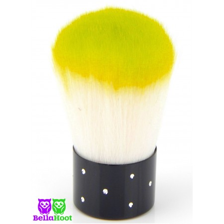Nail Brush - Yellow